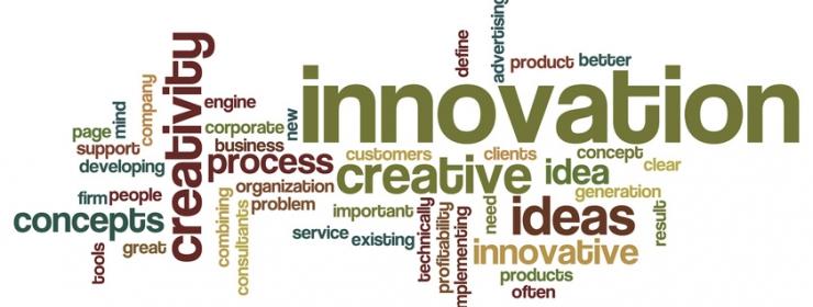 mishmash of words around innovation