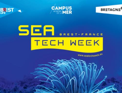 Sea Tech Week, un RDV international axé sur les technologies et sciences marines.