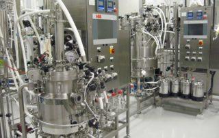 Bioreactors - biotherapeutics