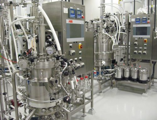 The fast growing biotherapeutics market needs experts of the production