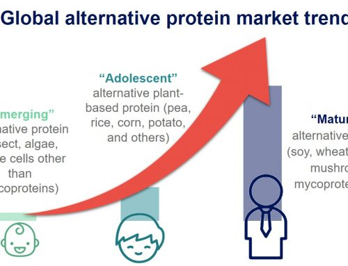 Alternative proteins part 1: Market trends