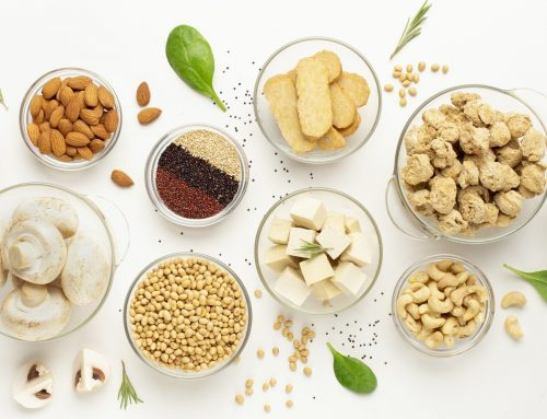 Alternative proteins, part 2: plant-based proteins